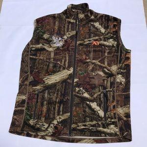 Purple Heart Ranch First Lite Camo Vest XL